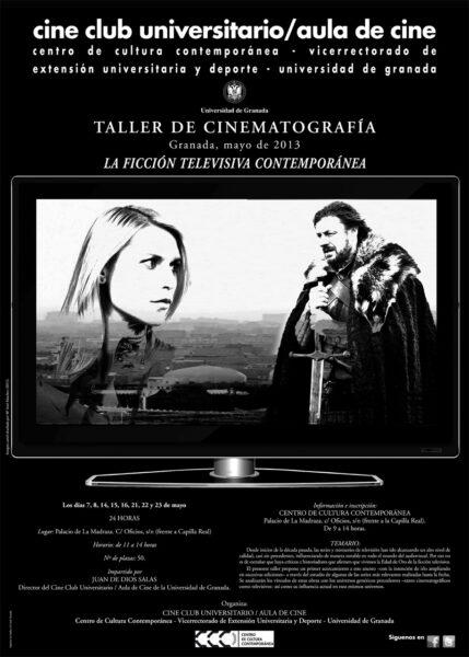 Imagen de portada de FICCIÓN TELEVISIVA CONTEMPORÁNEA