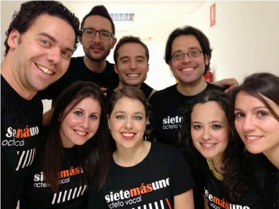 Imagen de portada de SIETEMÁSUNO, MEET THE JAZZ!!
