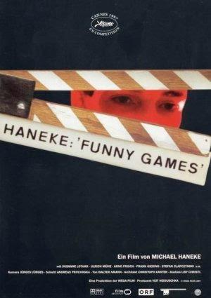 Imagen de portada de FUNNY GAMES