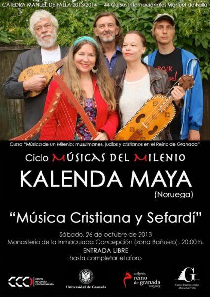 Imagen de portada de KALENDA MAYA