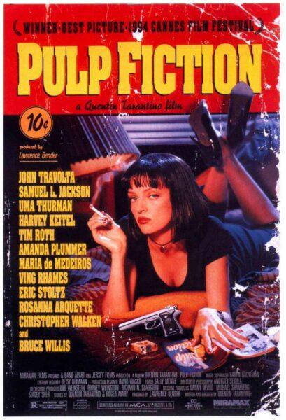 Imagen de portada de PULP FICTION