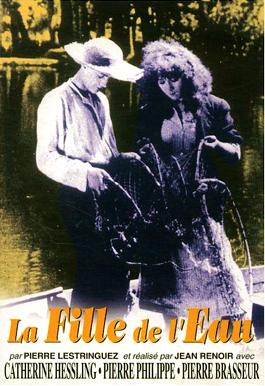 Imagen de portada de LA HIJA DEL AGUA