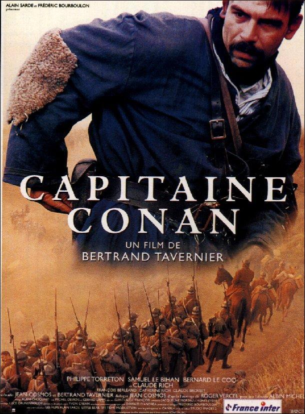Imagen de portada de CAPITÁN CONAN