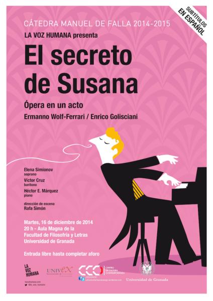 Imagen de portada de EL SECRETO DE SUSANA