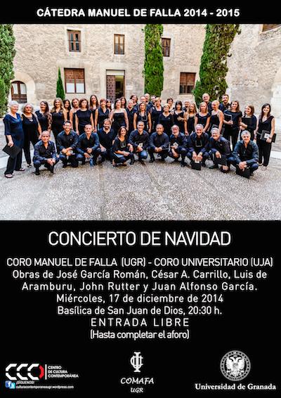 Imagen de portada de CONCIERTO DE NAVIDAD 2014