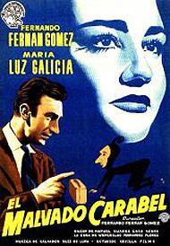 Imagen de portada de EL MALVADO CARABEL
