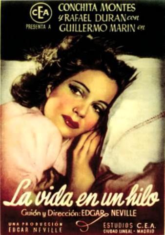 Imagen de portada de LA VIDA EN UN HILO