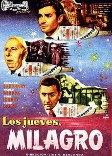 Imagen de portada de LOS JUEVES, MILAGRO