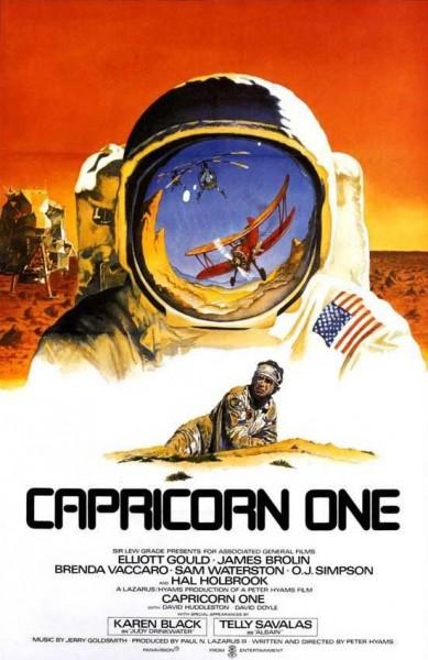 Imagen de portada de CAPRICORNIO UNO
