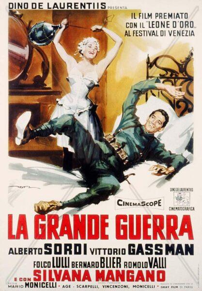 Imagen de portada de LA GRAN GUERRA