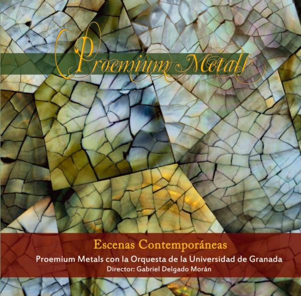 Imagen de portada de ESCENAS CONTEMPORÁNEAS