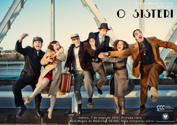 Imagen de portada de O SISTER!