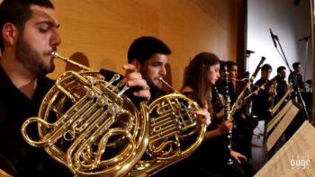 Imagen de portada de Concierto extraordinario: Orquesta de la UGR y Proemium Metals