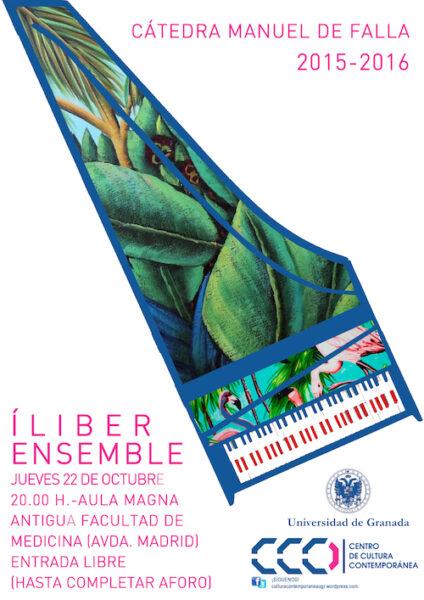 Imagen de portada de ÍLIBER ENSEMBLE