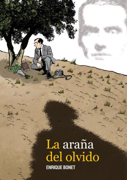 Imagen de portada de LA ARAÑA DEL OLVIDO