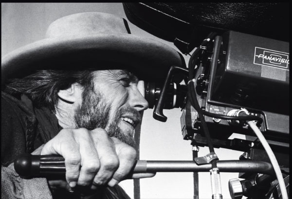 Clint Eastwood Director.