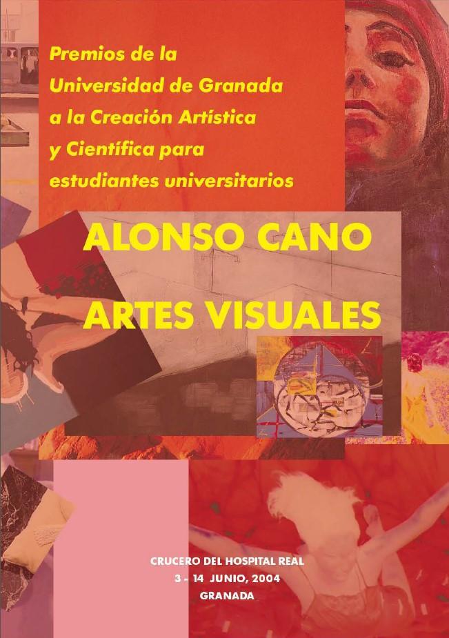 Imagen de portada de Premios Alonso Cano 2004