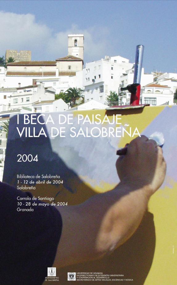 Imagen de portada de I Beca de Paisaje Villa de Salobreña