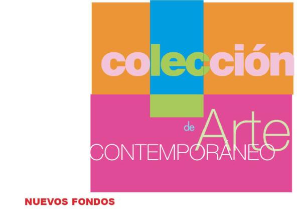 Imagen de portada de Nuevos Fondos Colección de Arte Contemporáneo 2005