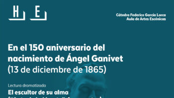 Imagen de portada de En el 150 aniversario del nacimiento de Ángel Ganivet