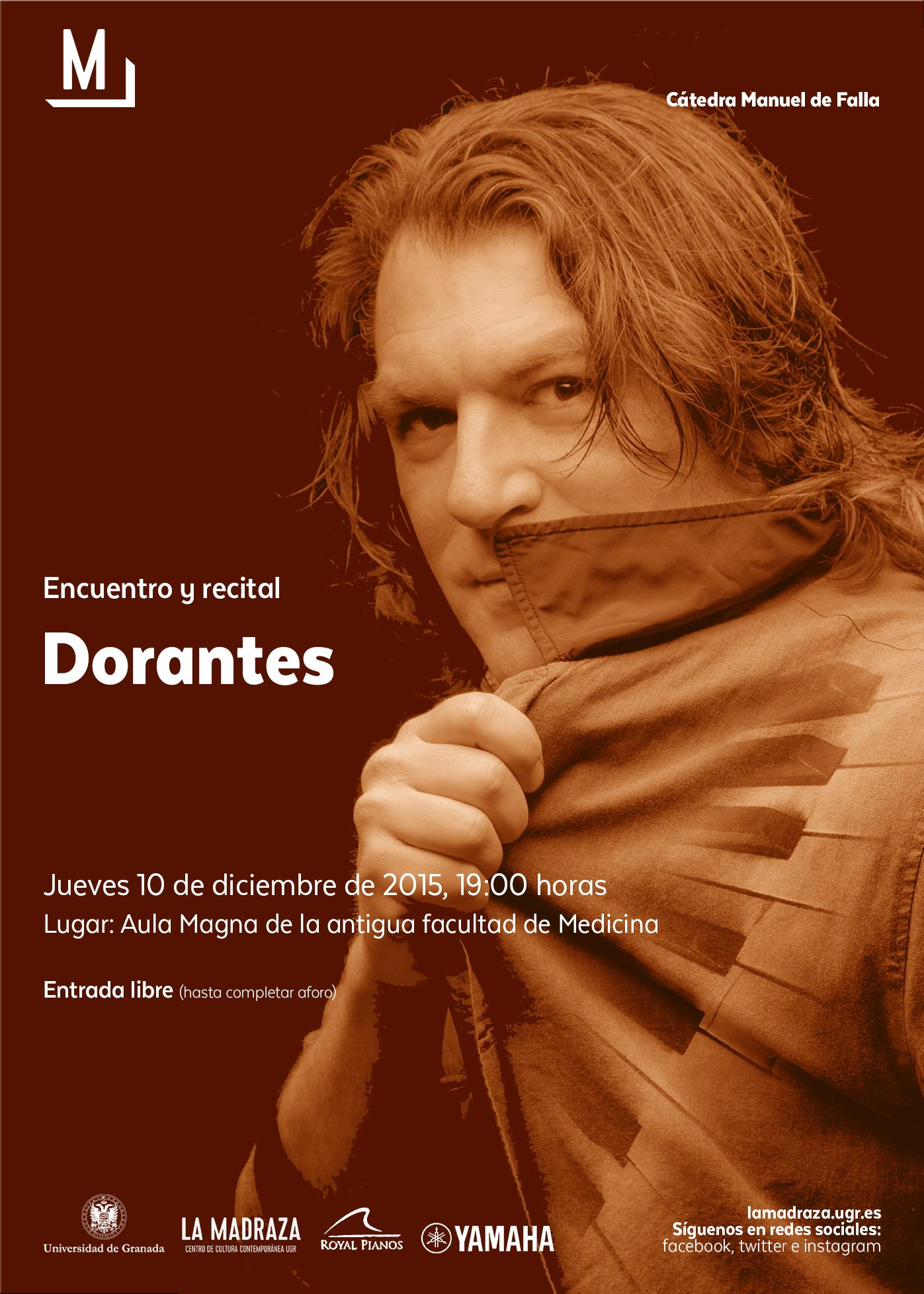 Imagen de portada de DORANTES