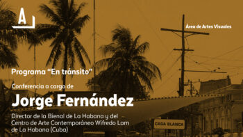 Imagen de portada de JORGE FERNáNDEZ Bienal de La Habana a Contracorriente: En busca del público perdido