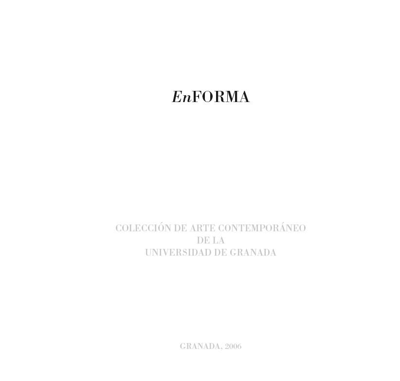 Imagen de portada de EnFORMA