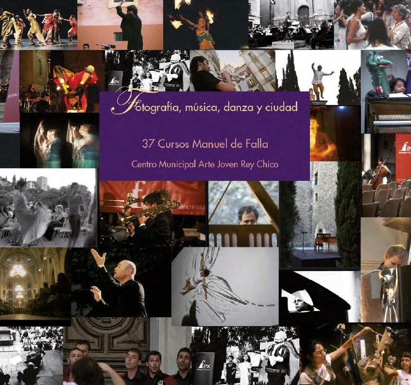 Imagen de portada de 37 Cursos Manuel de Falla – Exposición del taller de fotografía
