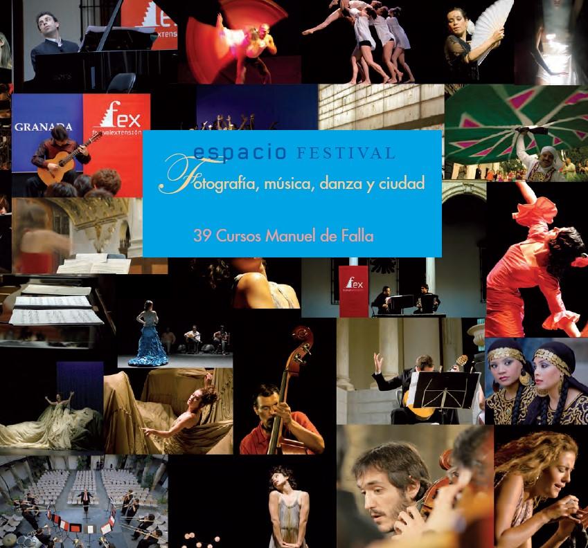 Imagen de portada de 39 Cursos Manuel de Falla – Exposición del taller de fotografía