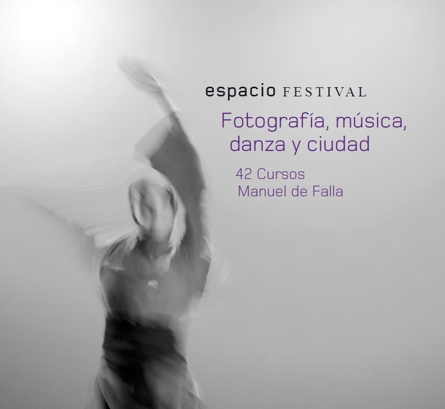 Imagen de portada de 42 Cursos Manuel de Falla