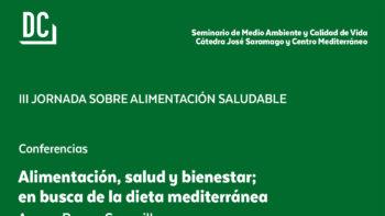 Imagen de portada de III JORNADA SOBRE ALIMENTACIÓN SALUDABLE