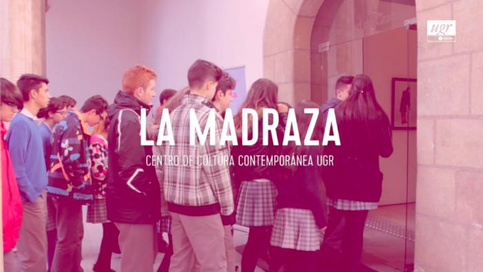 Imagen de portada de Visitas didácticas a exposiciones de la UGR dirigidas a escolares