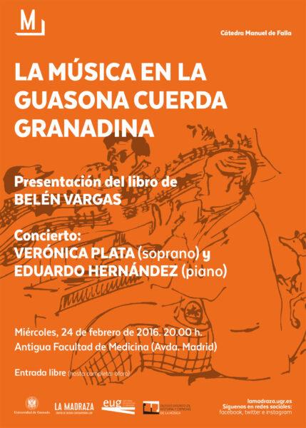 Imagen de portada de LA MÚSICA EN LA GUASONA CUERDA GRANADINA