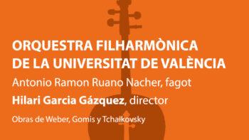 Imagen de portada de Orquesta Filharmònica de la Universitat de Valencia