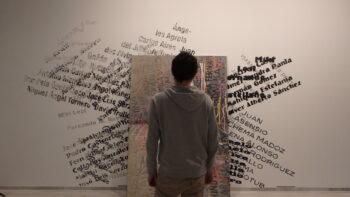"""Imagen de portada de Fotografías de la exposición """"Art in Progress"""", de Chico López"""