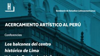 Imagen de portada de Acercamiento artístico al Perú