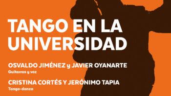 Imagen de portada de Tango en la UGR