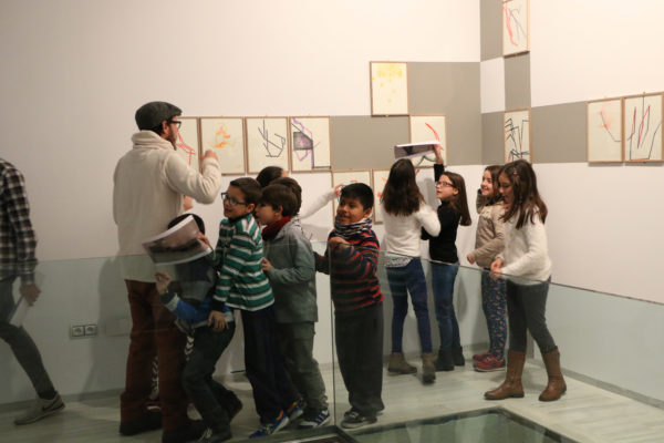 ART IN PROGRESS, CHICO LÓPEZ
