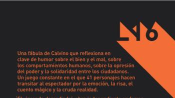 Imagen de portada de AULA DE TEATRO UNIVERSITARIO DE OURENSE «MARICASTAñA» (UNIVERSIDAD DE VIGO) 14º Encuentro Internacional de Teatro Universitario de Granada