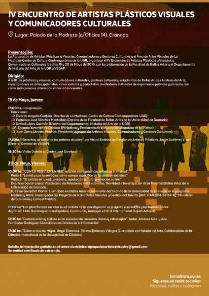 IV Encuentro de Artistas Plásticos Visuales y Comunicadores culturales