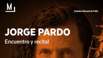 Imagen de portada de Encuentro y recital: Jorge Pardo