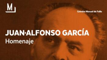 Imagen de portada de Concierto homenaje a Juan-Alfonso García