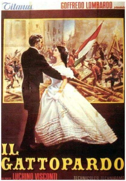 Imagen de portada de EL GATOPARDO