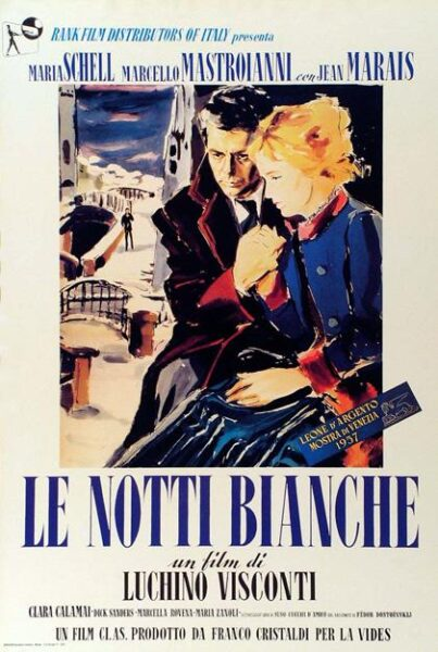 Imagen de portada de NOCHES BLANCAS