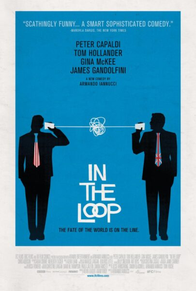 Imagen de portada de IN THE LOOP