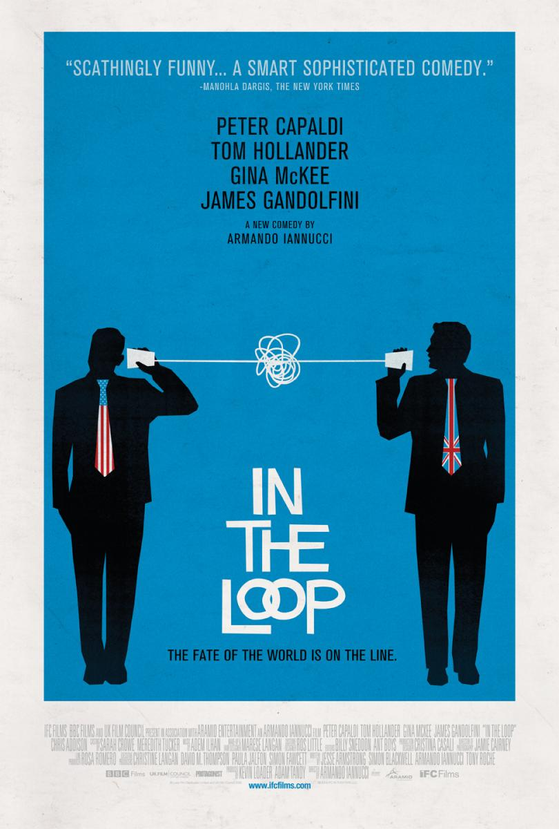 Imagen de portada de IN THE LOOP