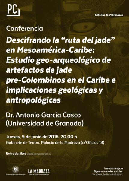 Imagen de portada de RUTA DEL JADE: IMPLICACIONES GEOLÓGICAS Y ANTROPOLÓGICAS