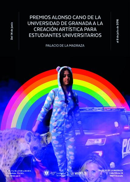 Imagen de portada de PREMIOS UGR A LA CREACIÓN ARTÍSTICA
