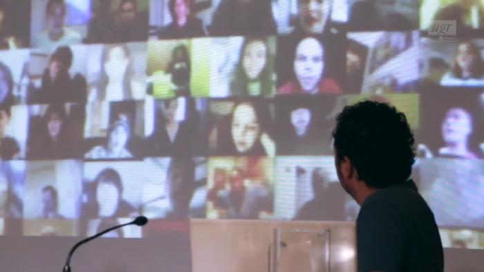 Imagen de portada de IV Encuentro de artistas plásticos visuales y comunicadores culturales
