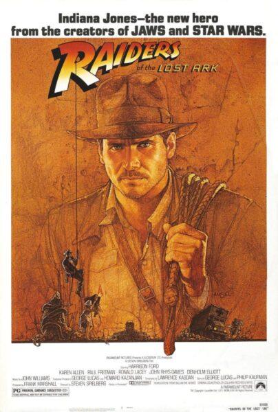 Imagen de portada de EN BUSCA DEL ARCA PERDIDA (1981)
